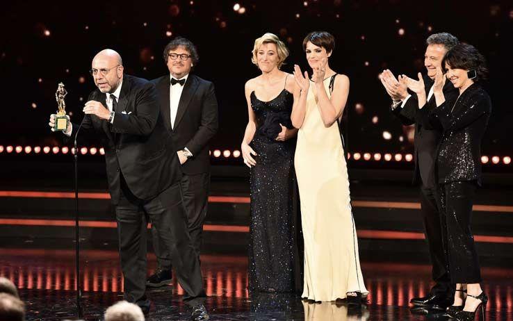 David di Donatello 2017, tutti i vincitori: trionfano La Pazza Gioia, Indivisibili e Veloce come il Vento