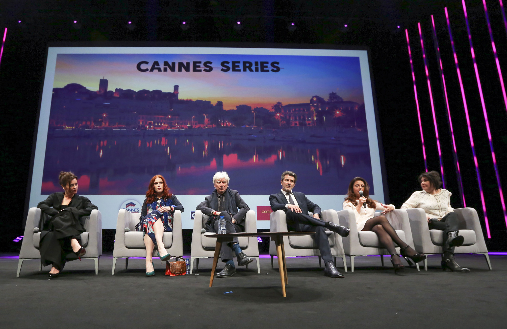 Cannes Series, the new festival showcasing TV series officially presented