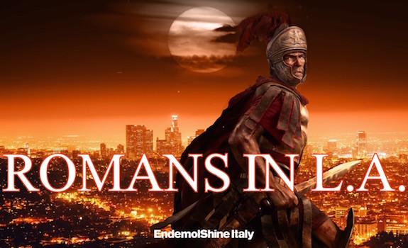 Séries Mania, EndemolShine Italy presenta il progetto sci-fi Romans in L.A., di Peter Exacoustos