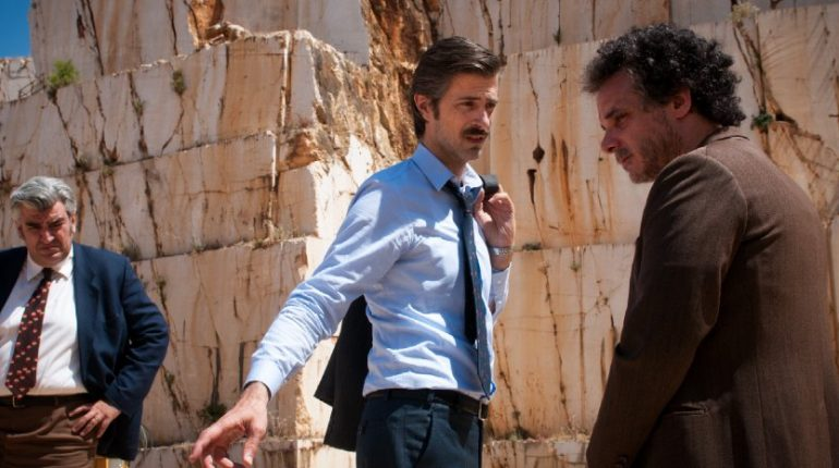 "MipTV, Kim Rossi Stuart is Dario Maltese: the detective-drama is ""one of the best products of the year"""