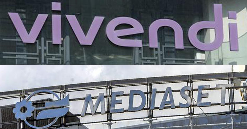 Agcom: one year time for Vivendi to reduce his share and chose either Mediaset or Telecom
