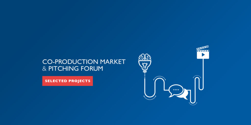 The selected projects for MIA|Cinema Co-Production Market & Pitching Forum