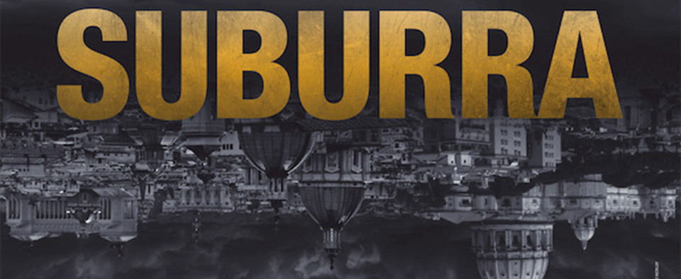 Suburra, the prequel TV series to 2015 film on Netflix and Rai1 this fall.