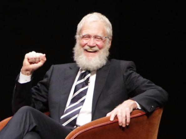 David Letterman torna su Netflix per uno show di sei puntate