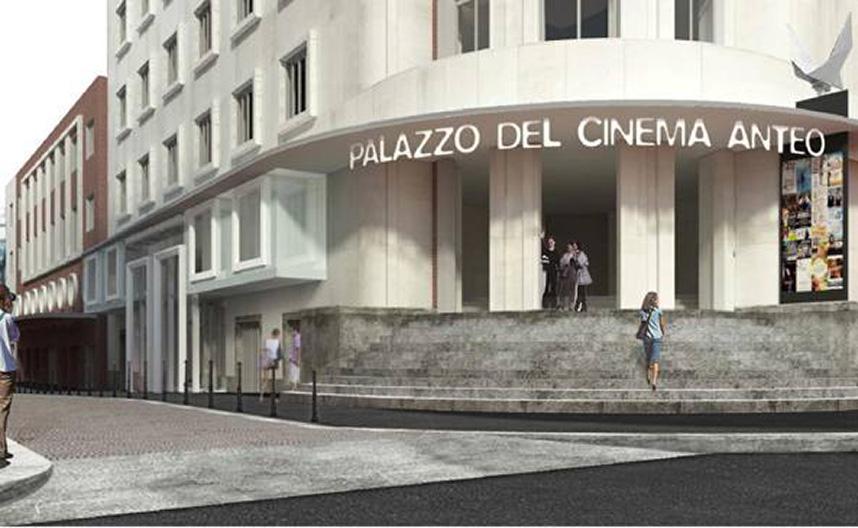 The new life of Palazzo del Cinema di Milano