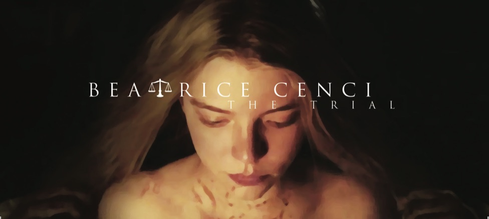 Tangram Films presents Beatrice Cenci – The Trial at MIA|TV Drama Series Pitching Forum