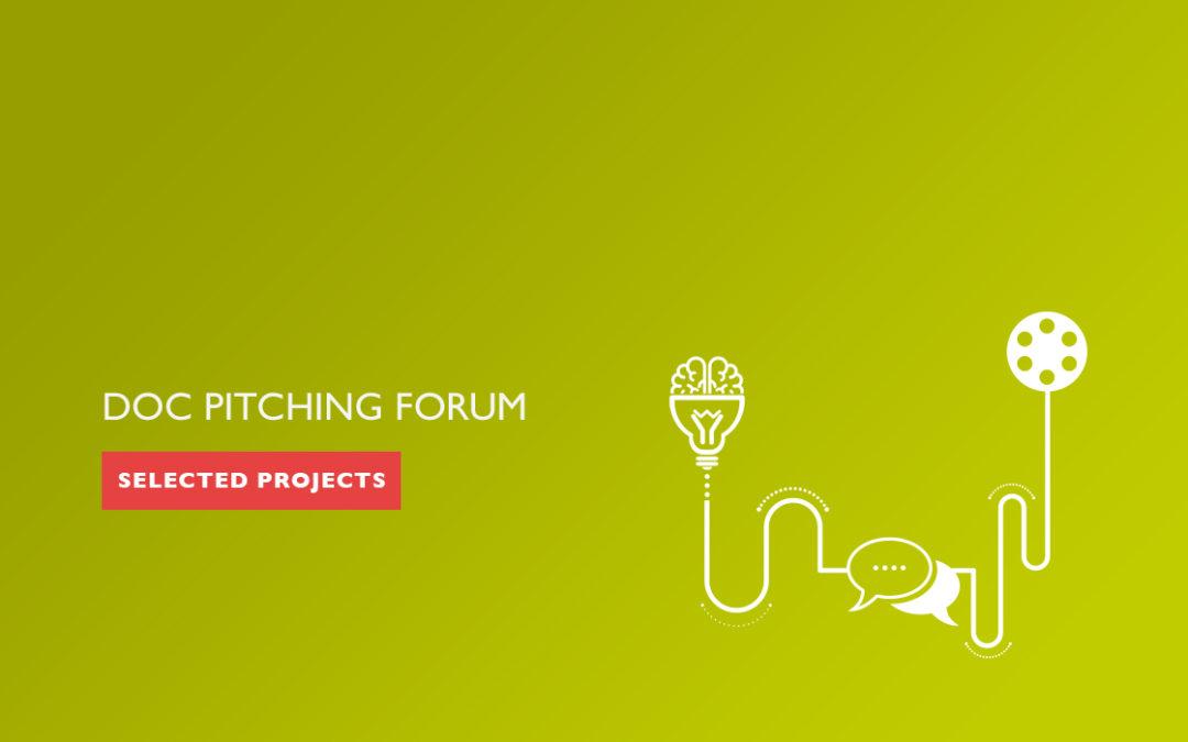 I progetti selezionati per MIA|DOC Pitching Forum 2017