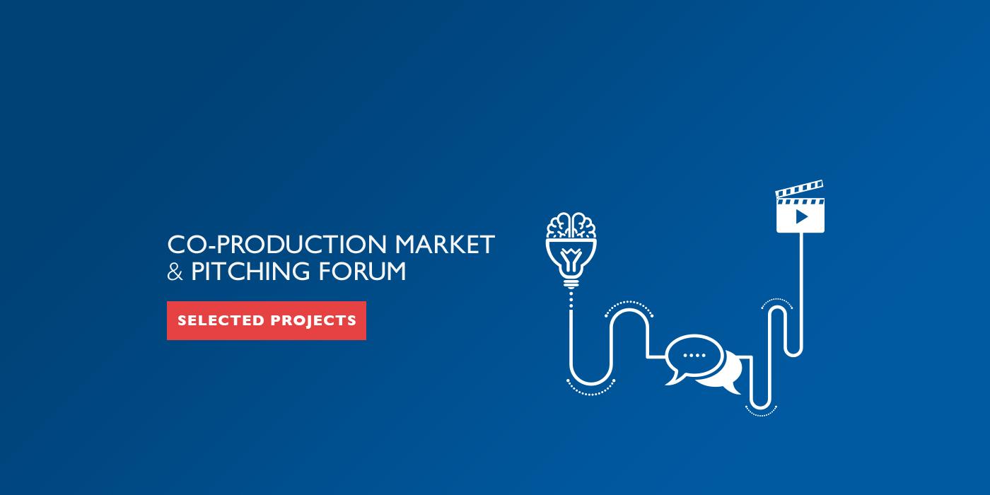 I progetti selezionati per l'edizione 2017 del MIA|Cinema Co-Production Market & Pitching Forum