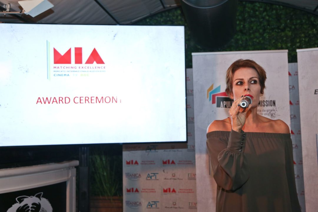 MIA Market 2017, all the Awards for the third edition of the International Audiovisual Market