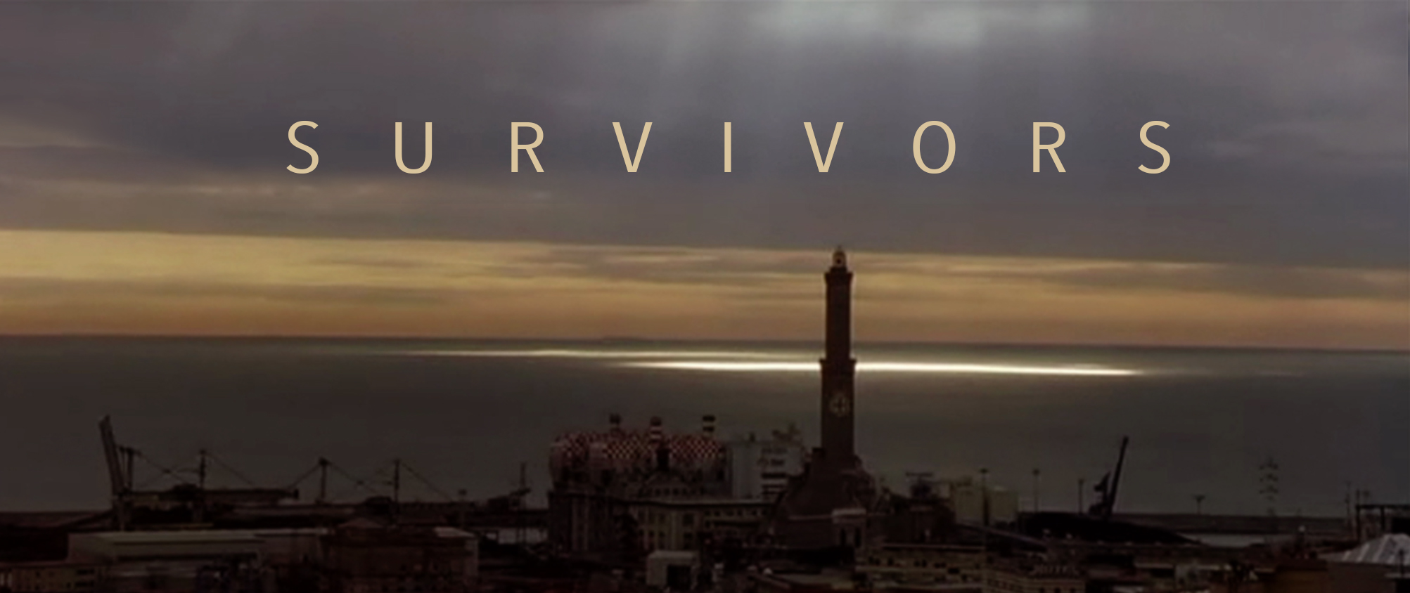 Sette naufraghi, un terribile segreto: Survivors (Rodeo Drive) al MIA|TV Drama Series Pitching Forum