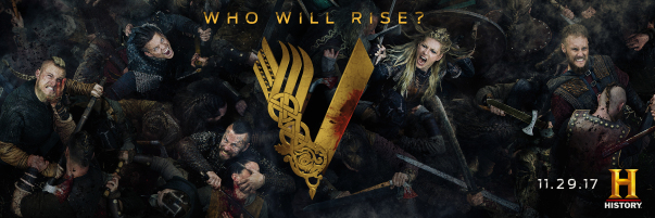 Vikings: History Channel reveals the 5th season promo picture and trailers