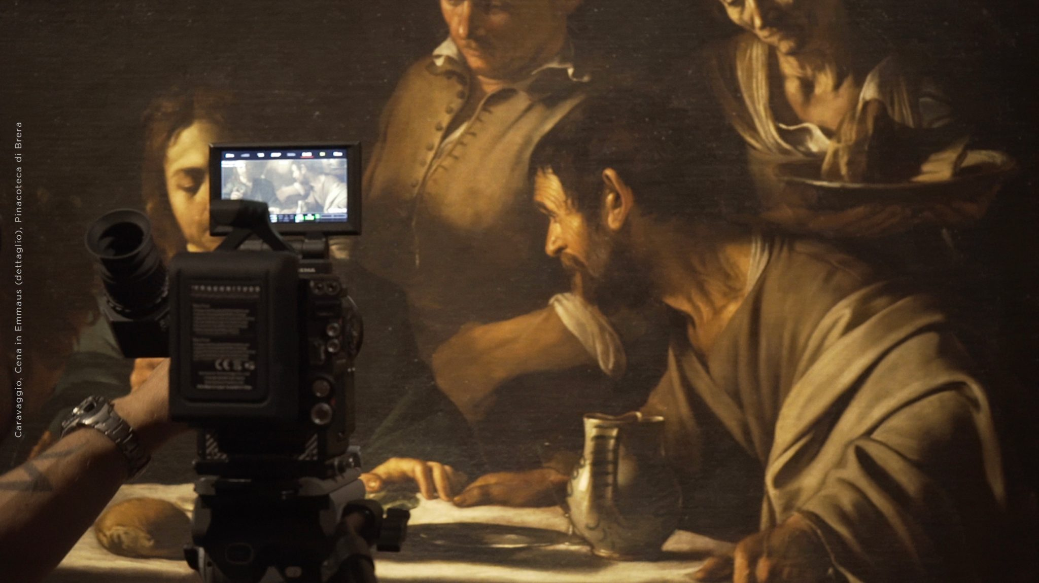 Caravaggio campione d'incassi al cinema