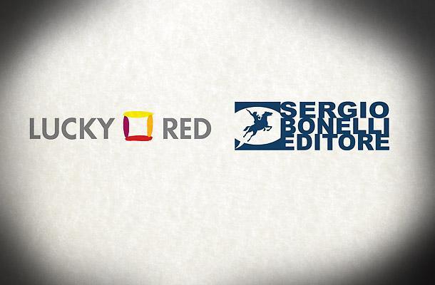 Accordo Lucky Red – Sergio Bonelli editore per un film tratto da una serie di fumetti