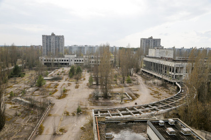 New TV series co-produced by Sky and HBO to narrate the Chernobyl disaster