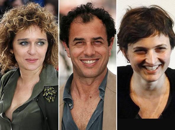 Gli italiani a Cannes