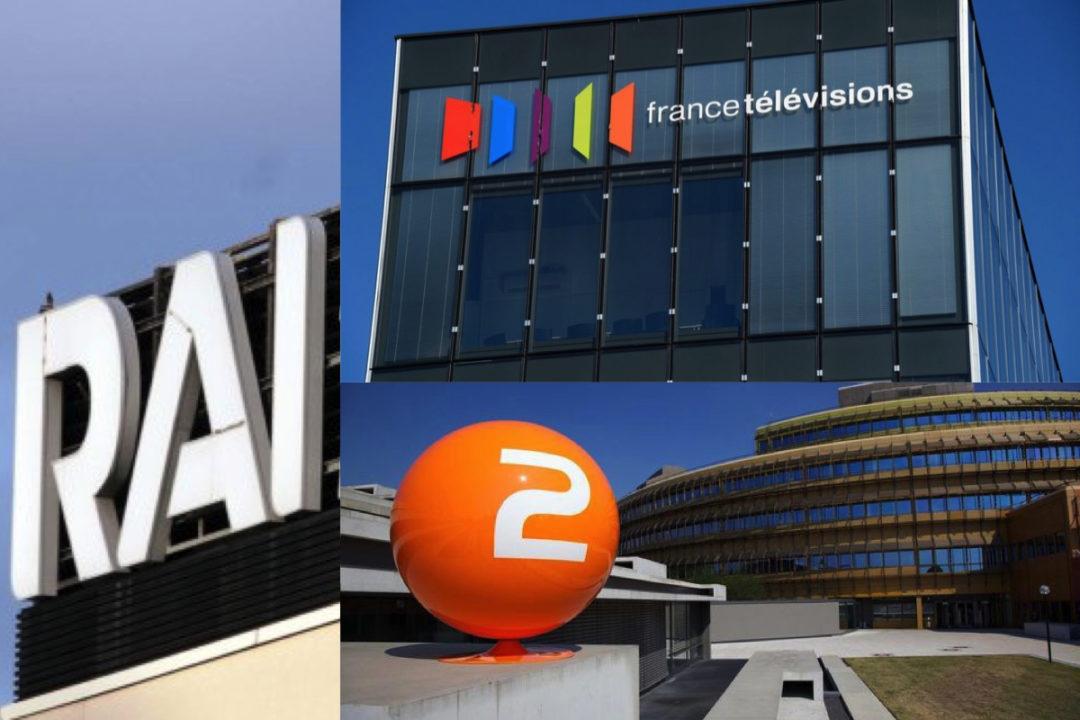 Rai, France Télévisions e Zdf: insieme per le fiction