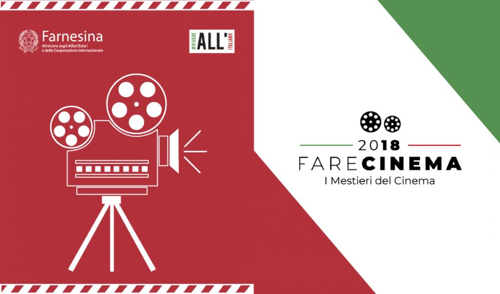 """""""Fare cinema"""": l'arte italiana si mostra al mondo"""