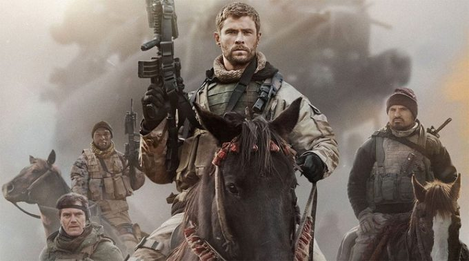 #MiaBoxOffice 12-15 July 2018: 12 Strong first, followed by The First Purge and Jurassic World