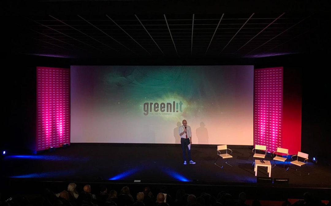GREENLIT: Tutto il meglio delle serie TV italiane