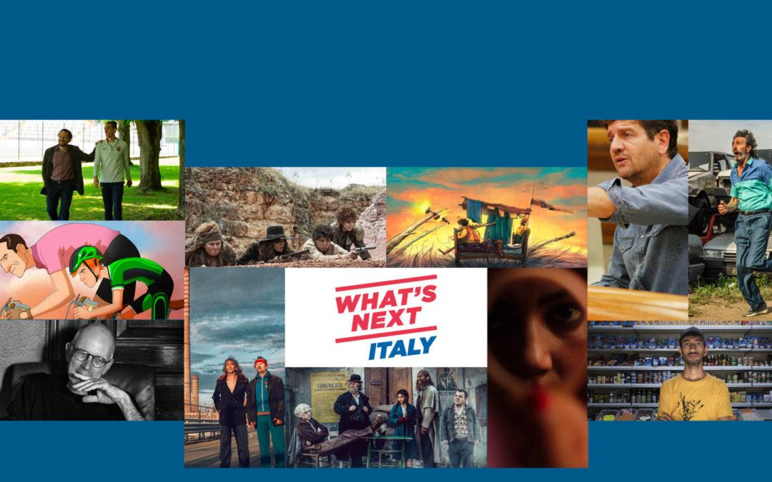MIA 2018 svela tutti i film di What's Next Italy