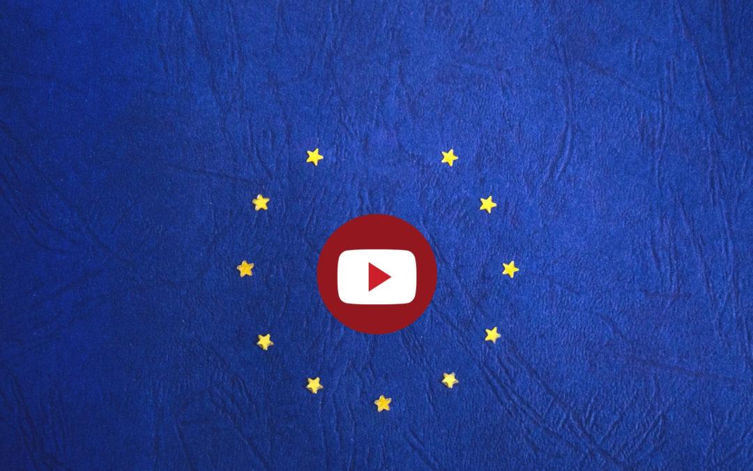 Audiovisivo: il Consiglio europeo approva la nuova direttiva