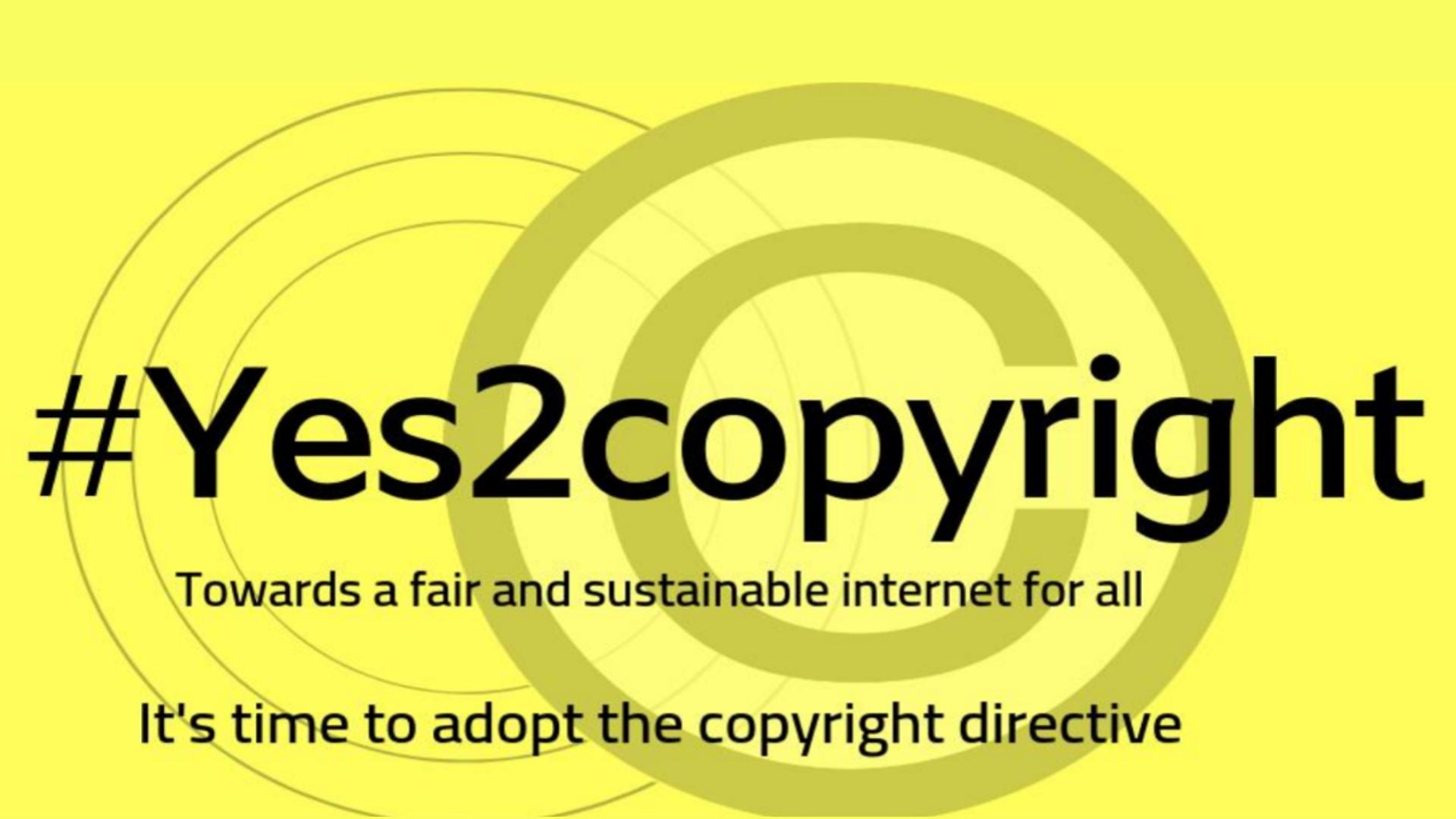Direttiva copyright: la richiesta delle associazioni creative all'Europa