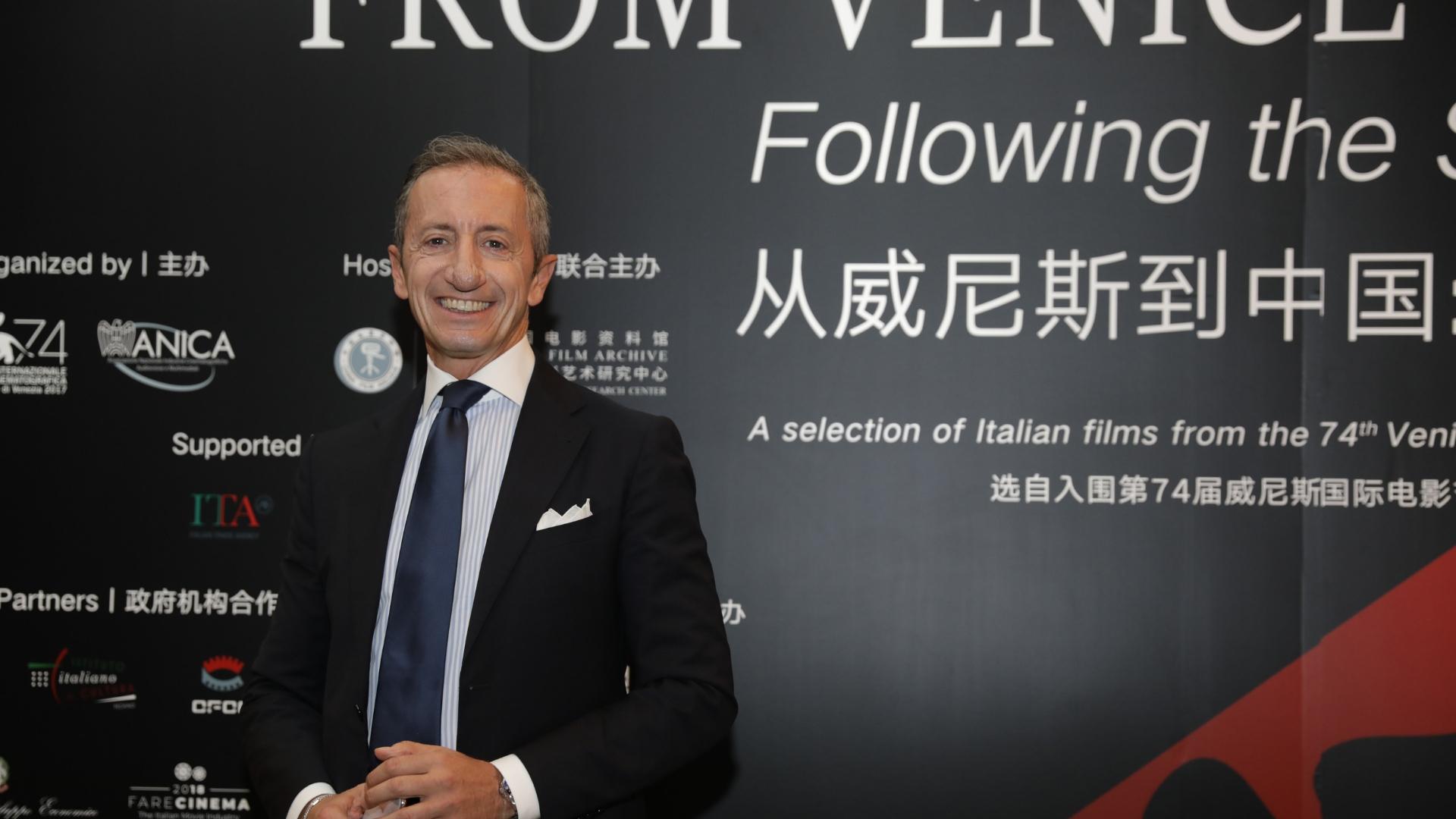 Italia-Giappone: in arrivo un accordo per l'audiovisivo