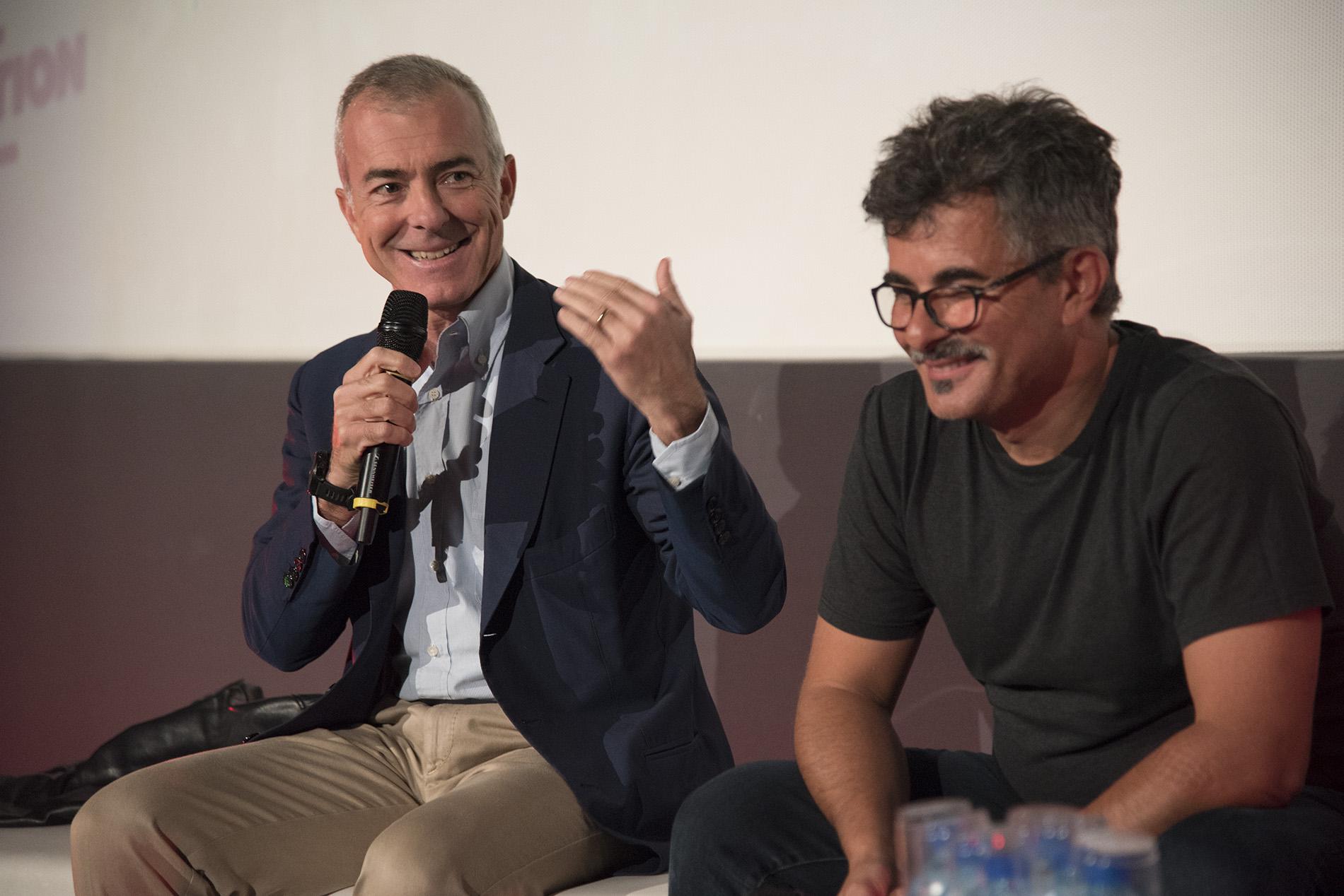 Giampaolo Letta, Paolo Genovese