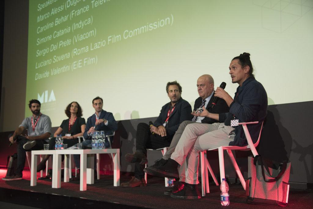 Davide Valentini, Caroline Behar, Sergio Del Prete, Marco Alessi, Luciano Sovena, Simone Catania