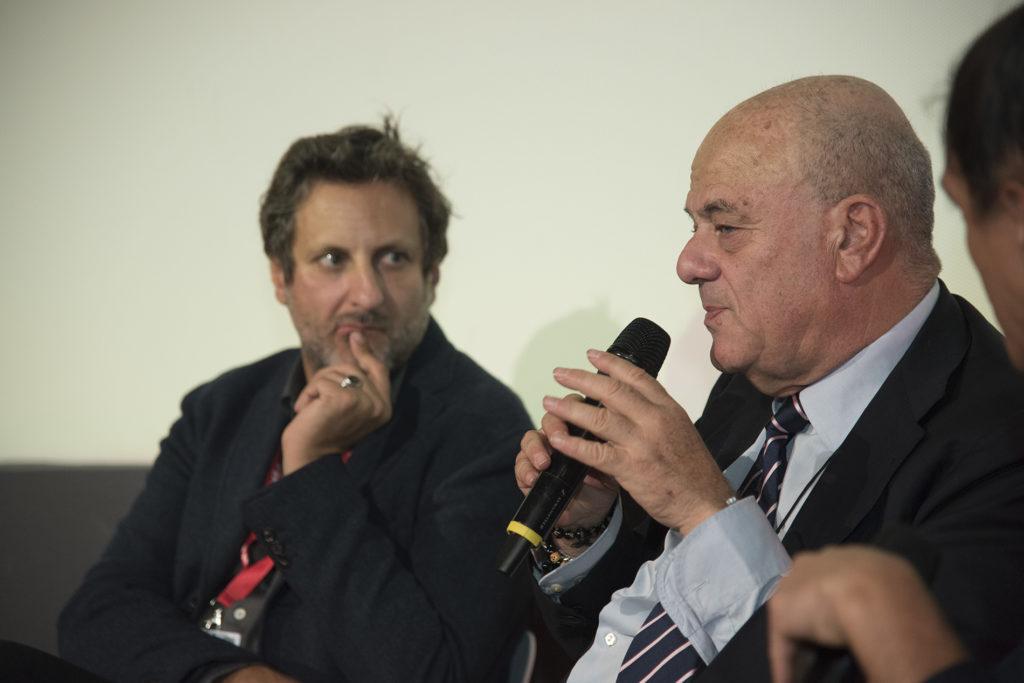 Marco Alessi, Luciano Sovena