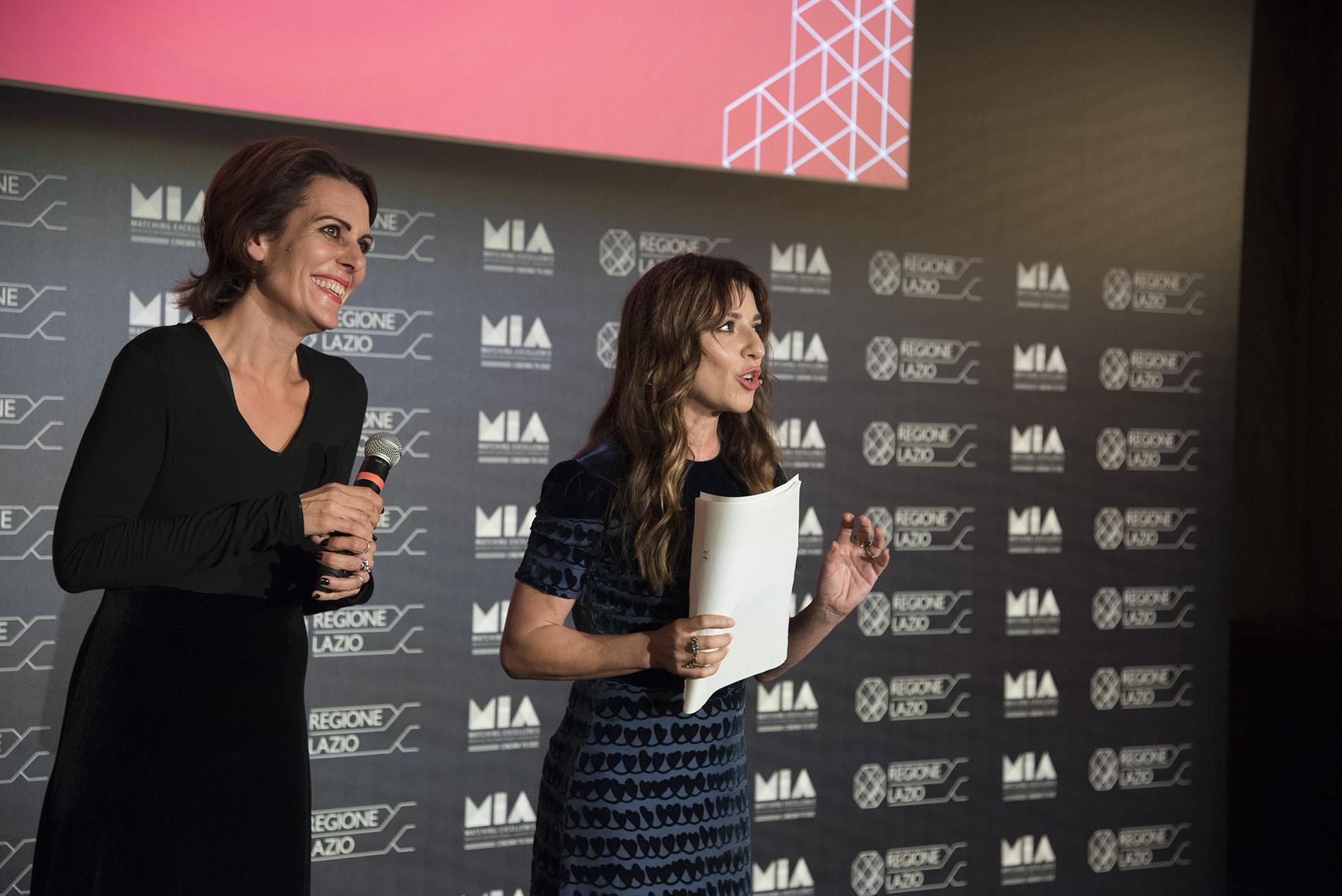 Lucia Milazzotto, Sabrina Impacciatore