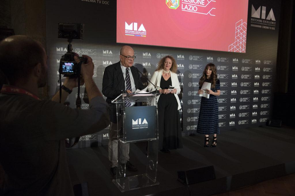 Luciano Sovena, Cristina Priarone, Sabrina Impacciatore