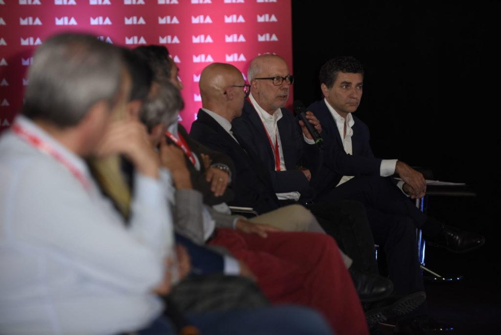 Alessandro Rais, Maurizio Sciarra, Enrico Bufalini