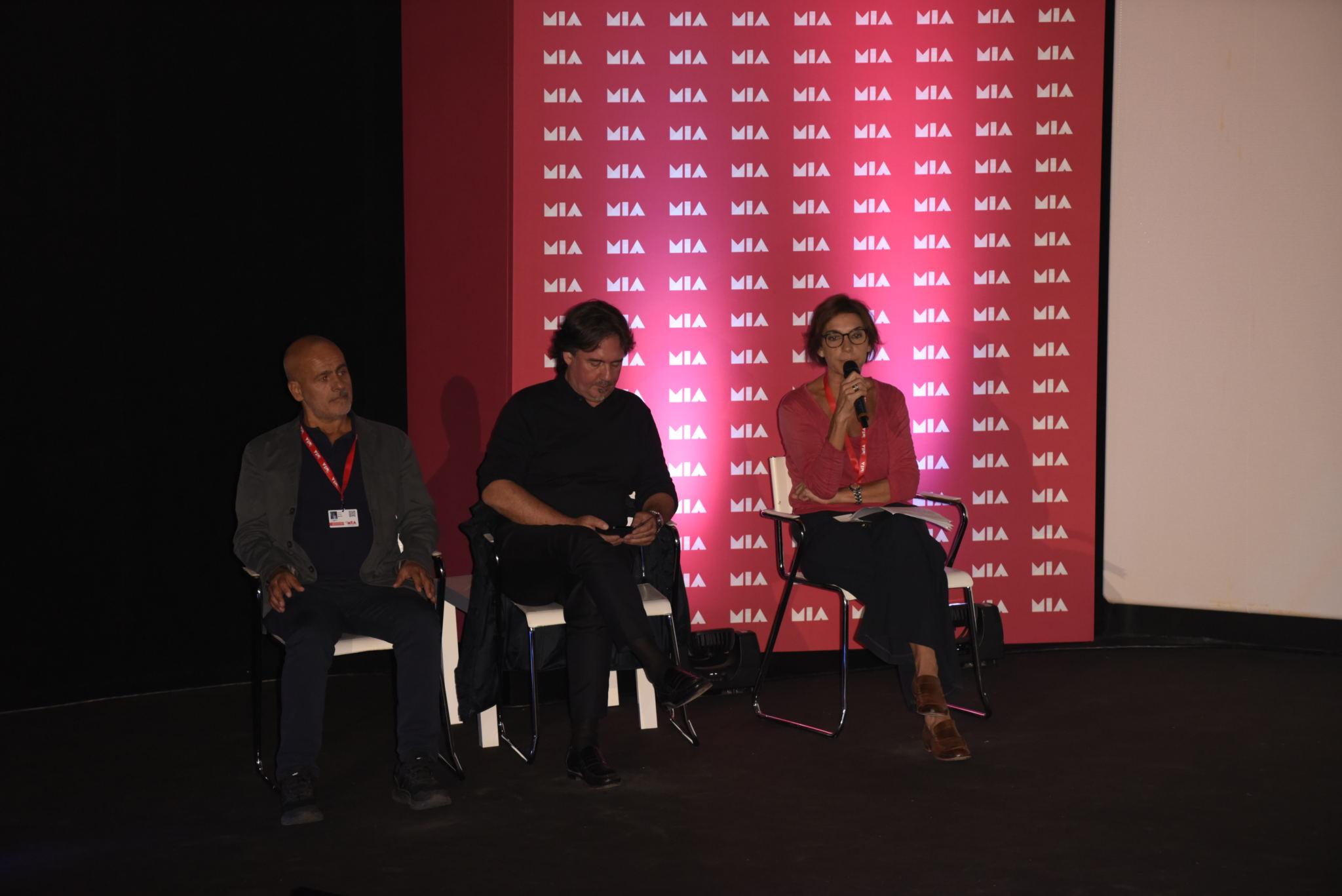 Raffaele Brunetti, Mario Paloschi, Chiara Maria Francesca Salvo