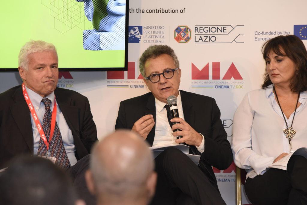 Giannandrea Pecorelli, Paolo Del Brocco, Simona Ercolani