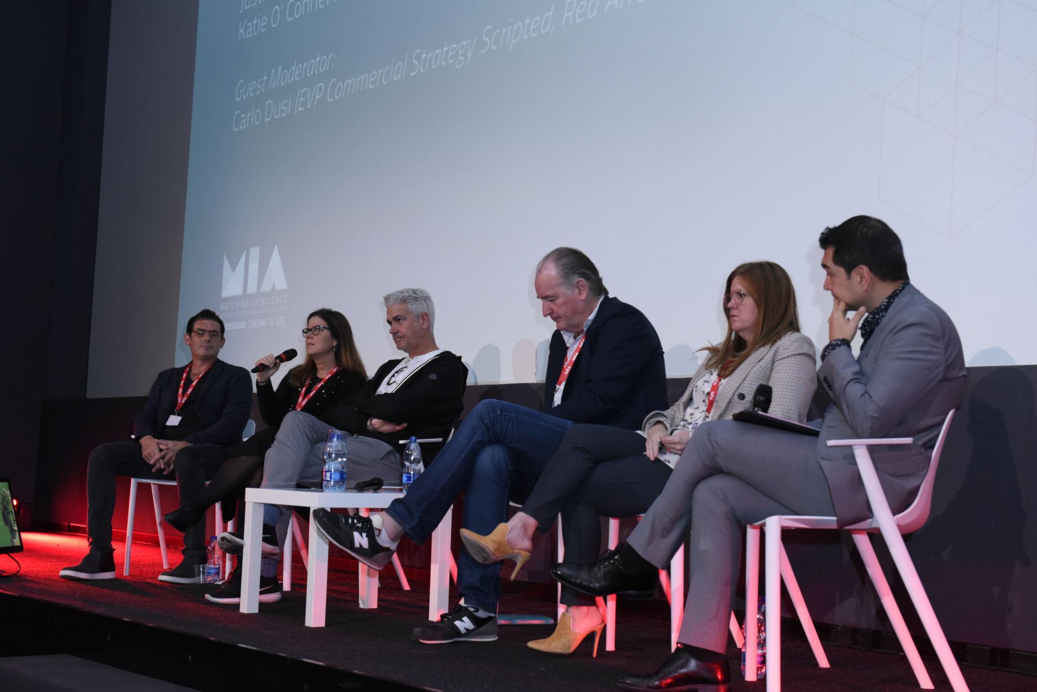 Sean Furst, Eleonora Andreatta, Nils Hartmann, Katie O'Connell Marsh, Carlo Dusi