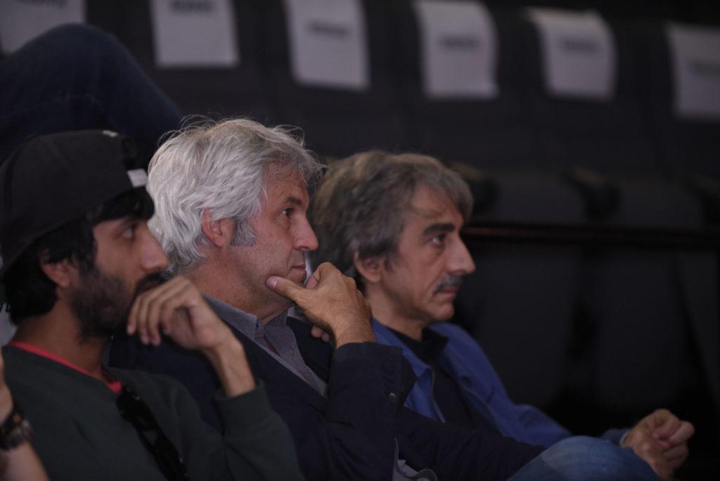 Phaim Bhuiyan, Domenico Procacci, Sergio Rubini