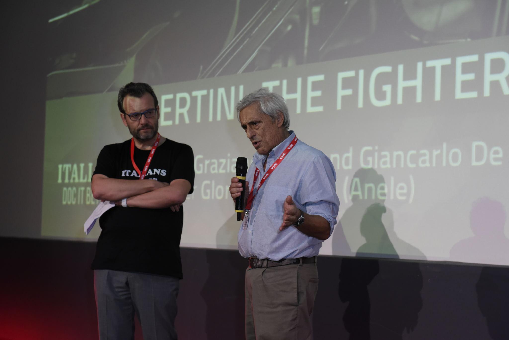 Marco Spagnoli, Salvatore Sansonetti