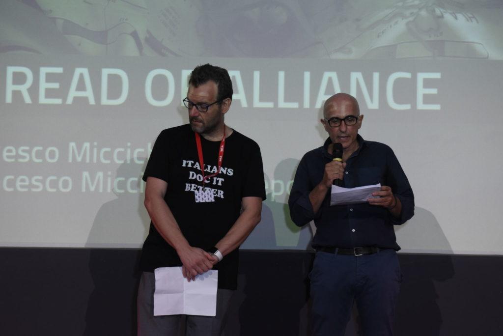 Marco Spagnoli, Francesco Miccichè