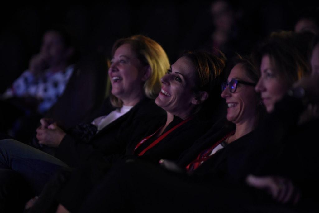 Chiara Sbarigia, Lucia Milazzotto, Francesca Palleschi, Gaia Tridente