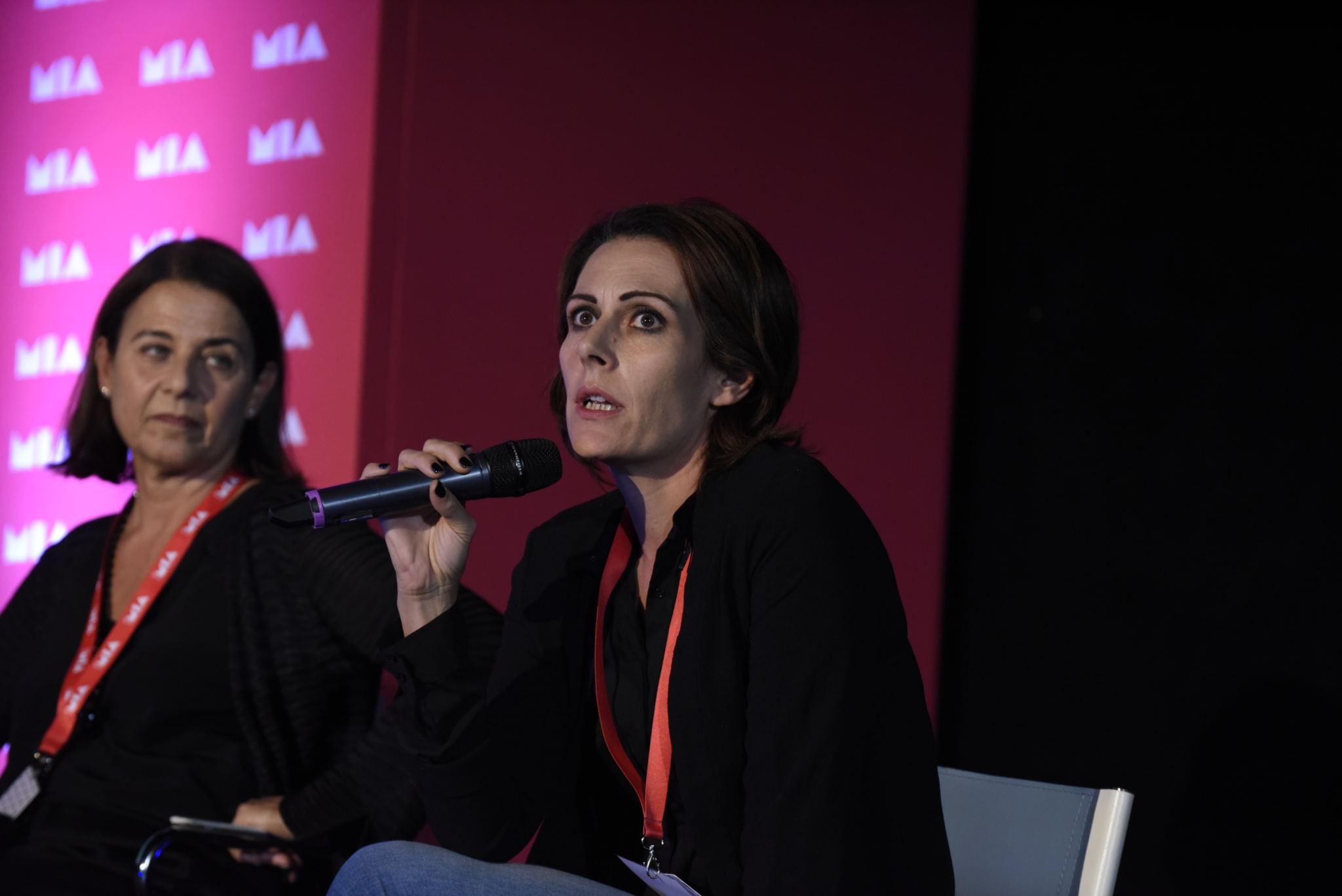 Stefania Ippoliti, Lucia Milazzotto
