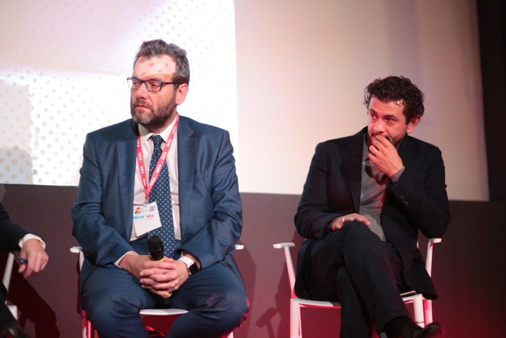 Marco Spagnoli, Vinicio Marchioni