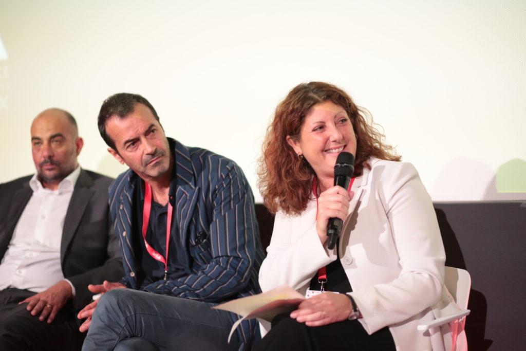 Andrea Occhipinti, Cosetta Lagani