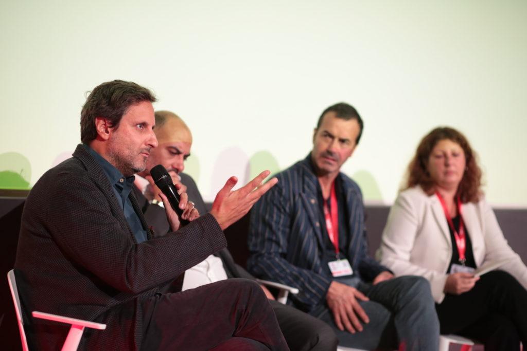 Marco Alessi, Giorgio Ferrero, Andrea Occhipinti, Cosetta Lagani