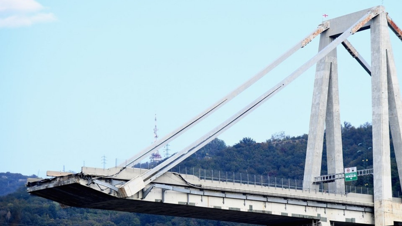 Il ponte di Genova, il documentario in onda su National Geographic
