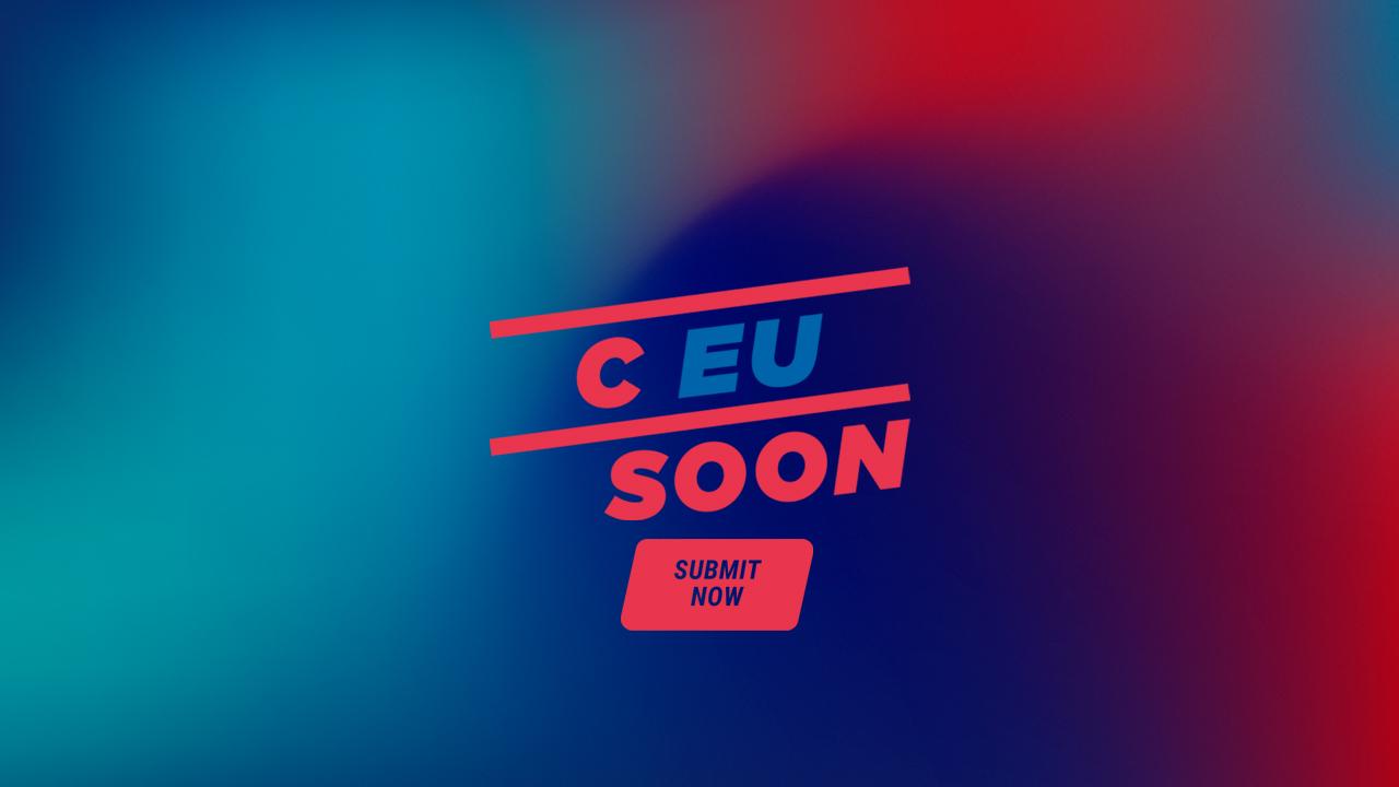 C EU Soon: aperte le iscrizioni per MIA 2019