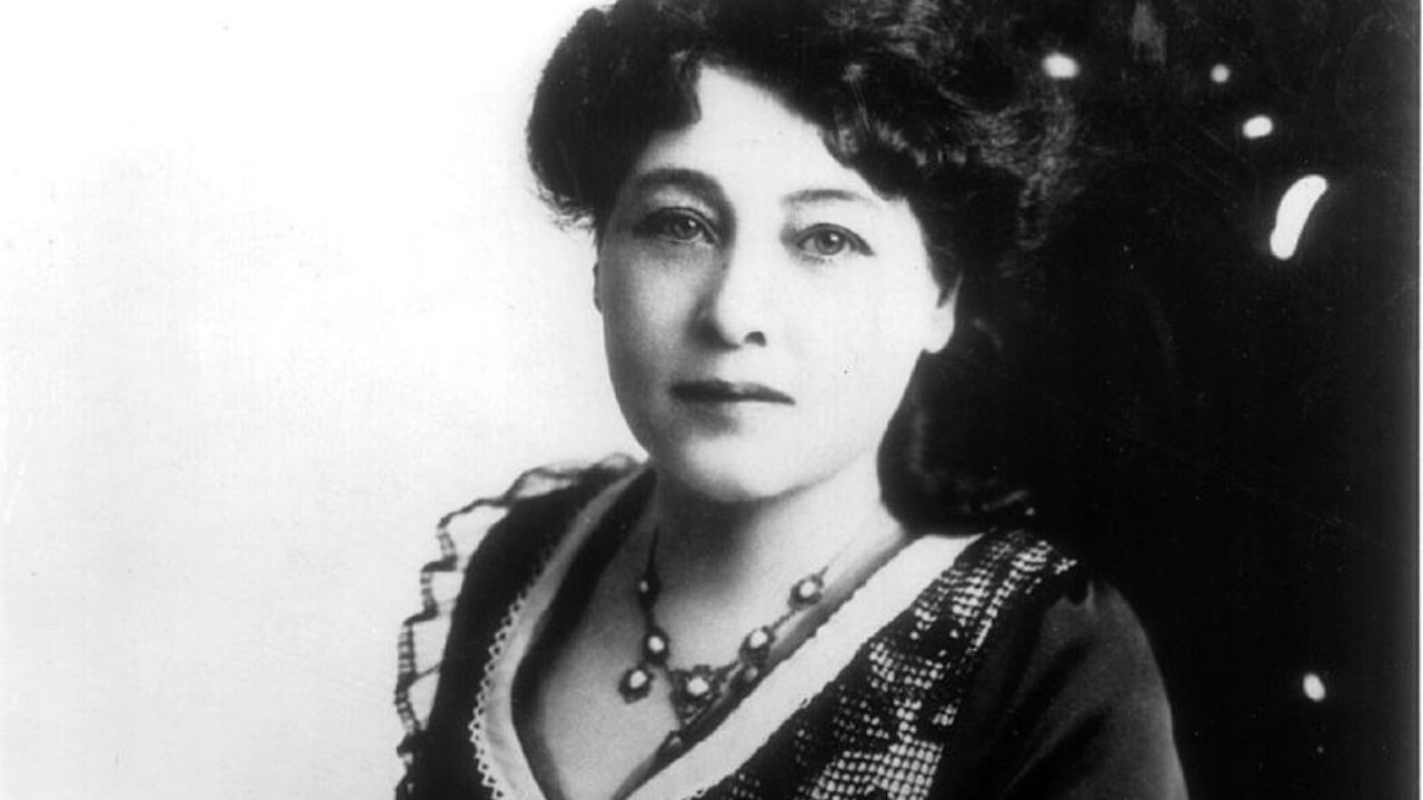 Alice Guy-Blaché, the first female producer in film history
