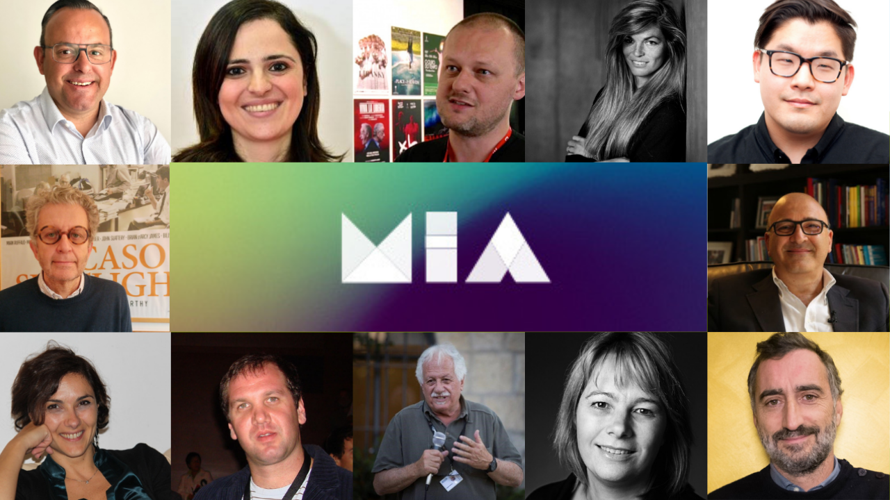 MIA annuncia i membri dell' Advisory Board e dei Selection committees di MIA|Film