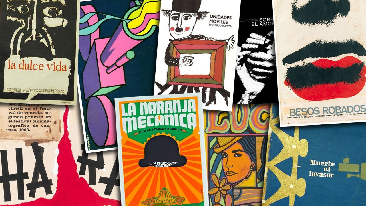 Cine Libre – Cinema and Graphics in the Cuban Revolution