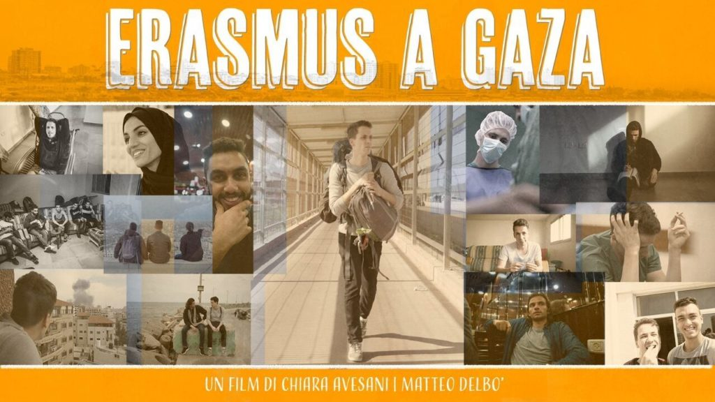 Erasmus in gaza